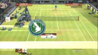 VIRTUA TENNIS 3 (PS3) FEDERER vs NADAL
