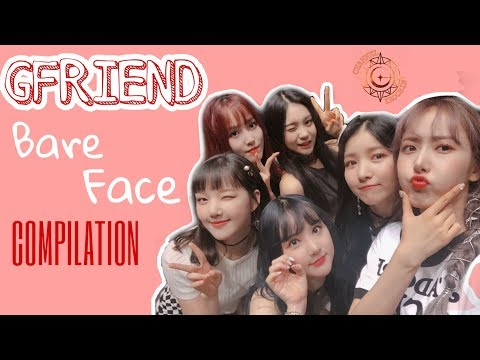 GFRIEND Bare Face Compilation