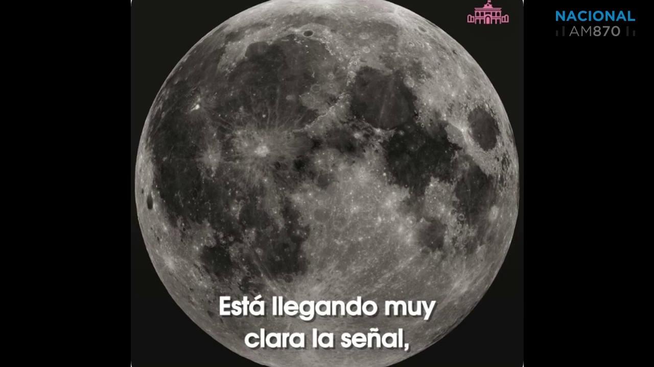 Así se escuchó en Radio Nacional la llegada del hombre a la luna en vivo