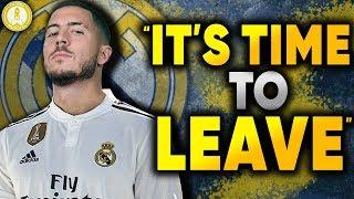 BREAKING: Eden Hazard Agrees To Join Real Madrid! | Futbol Mundial