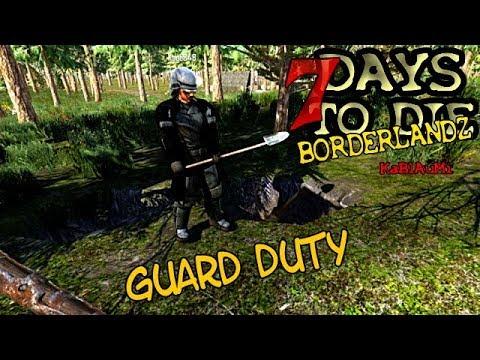 7 Days To Die - Borderlandz - KaBlAuMi - Treasure Hunters