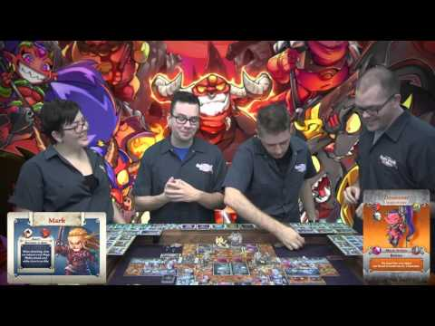 Arcadia Quest Inferno  - Gameplay Full Length