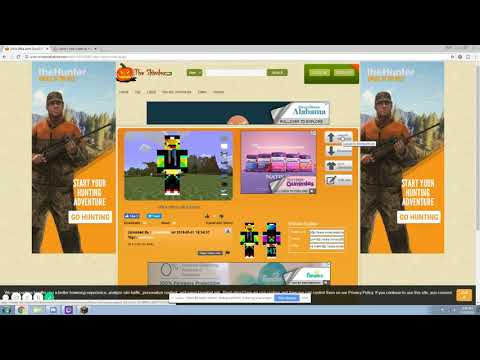 how to change your skin on PC MINECRAFT