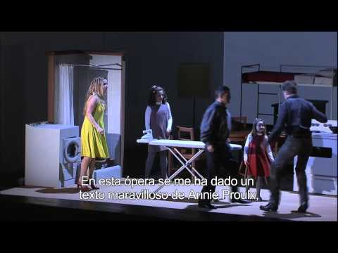 Brokeback Mountain, de Charles Wuorinen | Teatro Real 13/14