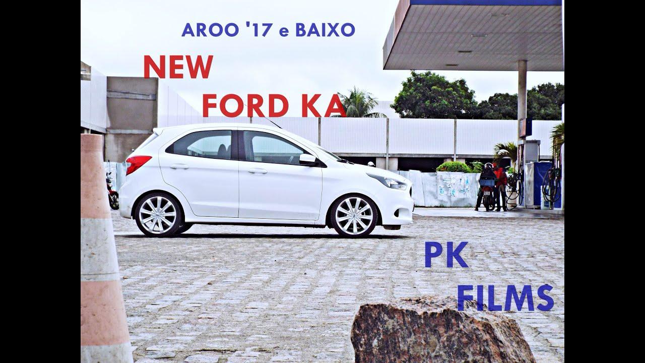 New Ford Ka Plus Aro 17 Pk Photo Films Youtube