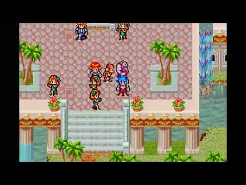 Breath of Fire 2 Walkthrough Longplay 2/4