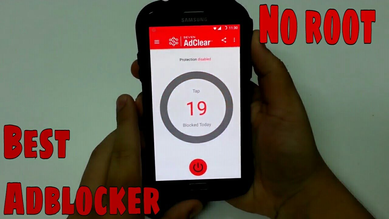 Best ADblocker for android (NO ROOT ) !!!!