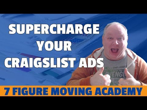 SuperCharge Your Craigslist Ads. How To Post On Craigslist 2019
