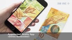 Die neue 10-Franken-Note - Impressionen von der Präsentation
