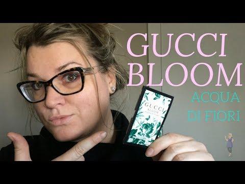 Gucci Bloom Acqua di Fiori Review