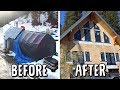 Couple Lives in Tent for 3 Years to Build House DEBT FREE