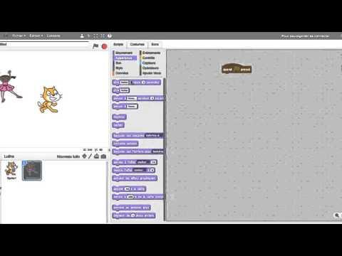 Scratch: le tutoriel de Maude, 11 ans (logiciel ludique de programmation pour enfants)
