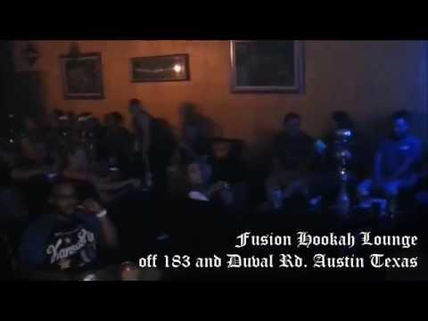 PsykoDynamix Live @ Fusion Hookah Lounge