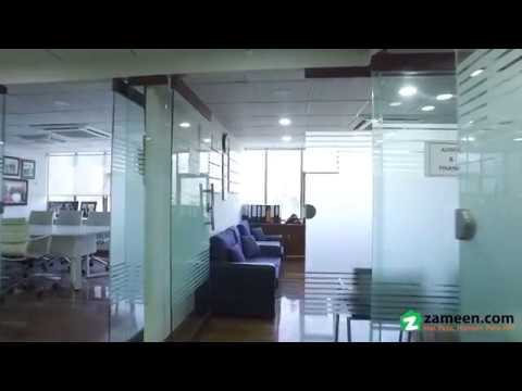 16.2 MARLA OFFICE FOR SALE IN BLUE AREA ISLAMABAD