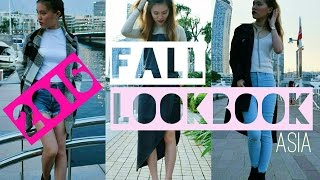 HOW TO STYLE | WOMEN'S FASHION | SINGAPORE FALL/ SWEATER WEATHER LOOKBOOK 2016