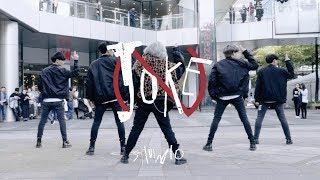 [NO JOKE IN PUBLIC] SHOW LO() _ No Joke Dance Cover by DAZZLING from Taiwan