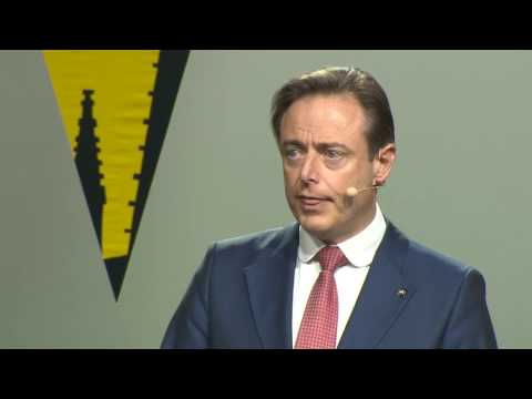 N-VA-nieuwjaarsfeest 2017: integrale toespraak Bart De Wever