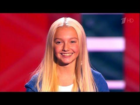 видео: Александра Нехай - Кукушка - Голос. Дети-3 18.03.2016