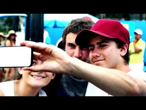 ATP World Tour Uncovered Gilles Simon