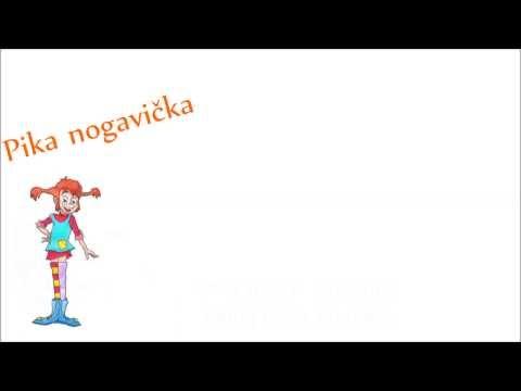 Otroška pesem - Pika Nogavička
