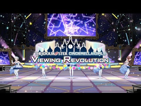 THE iDOLM@STER Cinderella Girls: Viewing Revolution - Launch Trailer | PSVR