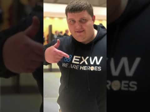 Командная встреча EXW в Германии
