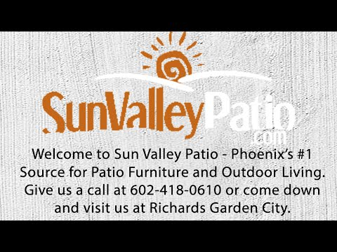 Patio Furniture - Outdoor Patio Furniture - Sun Valley Patio – Glendale Az