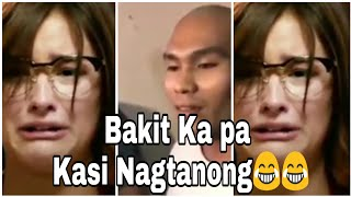 (My Ex and Why's) Liza Soberano with Paano Mo Nasabi Pilosopong  Kalbo Parody😂