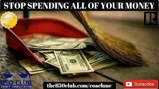 Stop Spending All Of Your Income - This Can Affect Your Credit Score-Financial Education,Dave Ramsey