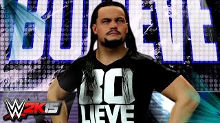 WWE 2K15 PC Mods : Bo Dallas Updated Look & Attire (2015)