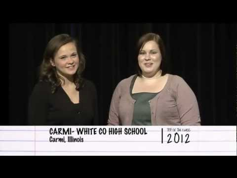 Top Of The Class 2012 - Carmi-White County High School