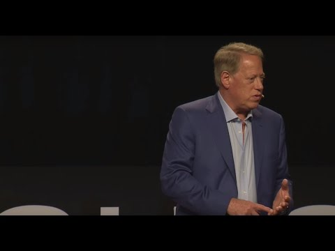Sport, the ultimate expression of fairness is anything but fair. | Michael Hershman | TEDxTauranga