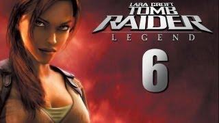 Прохождение Lara Croft Tomb Raider: Legend. Часть 6 - Казахстан
