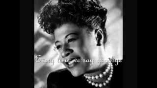 Ella Fitzgerald Ev