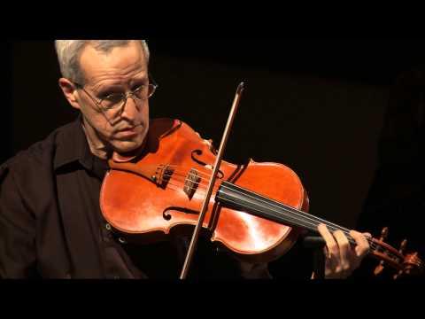 Orion String Quartet - Haydn String Quartet in F minor, Op.  20, No.  5, Mvt. IV.  Finale