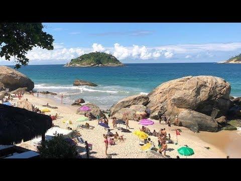 Rio de Janeiro opens first nudist beach after naked