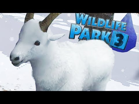 A NEW ZOO TO BUILD! ALASKAN DLC | Wildlife Park 3 : Alaska - Part 1