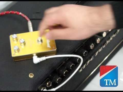 Pedal Delay Tom&39;sline Ammoon - Território da Música