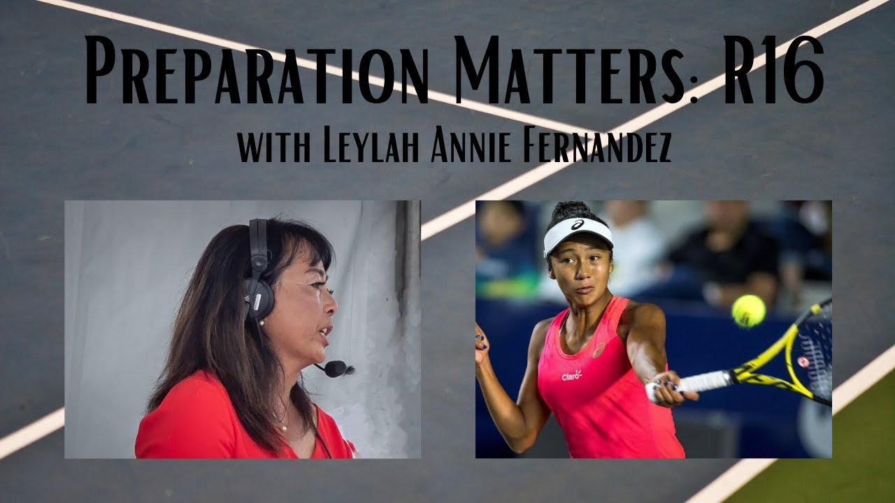 Leylah Fernandez listens to father, fights for U.S. Open dream