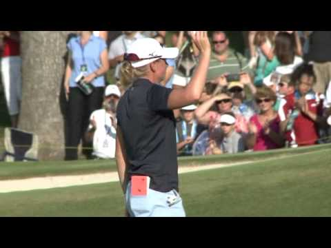 Stacy Lewis Interview