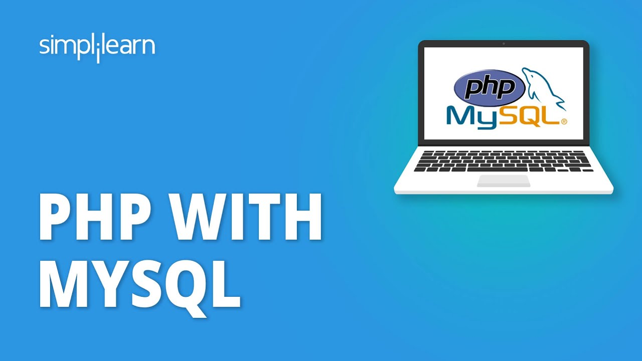 PHP With MySQL Tutorial For Beginners   PHP And MySQL Database Tutorial   PHP Tutorial