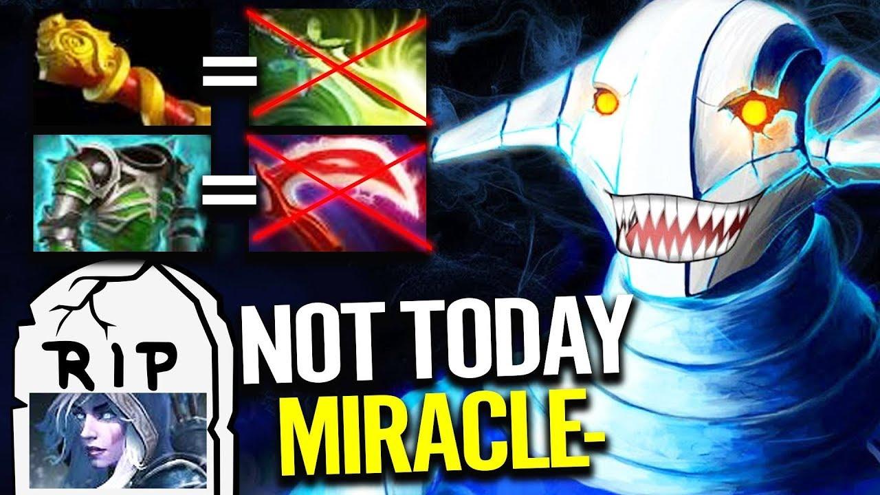 IMBA SVEN BUILD – 100% RIP Miracle- 10k mmr SVEN Carry Dota 2 Gameplay