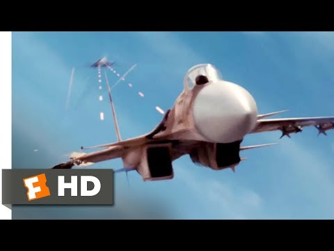 Stealth (2005) - EDI Dogfight Scene (9/10) | Movieclips