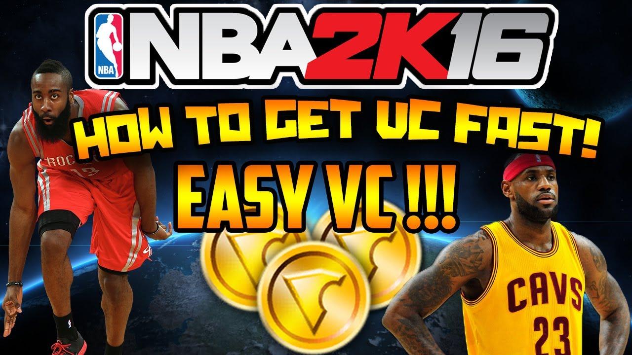 NBA <b>2K16</b>: Unlimited Virtual Credits On MyPlayer! - YouTube