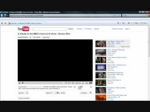 How to get YouTube playlists to play automatically.