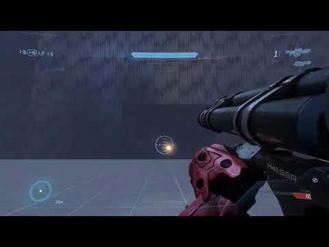 Halo Online SFX [Noise Free] Human Power Weapon Firing