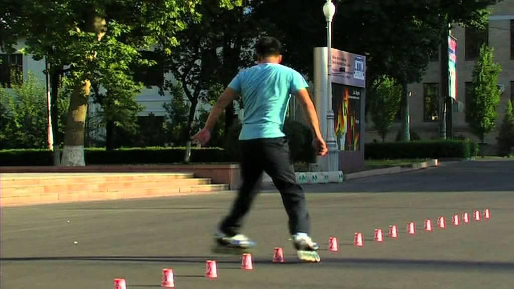 Download Slalom in Uzbekistan (Tashkent)
