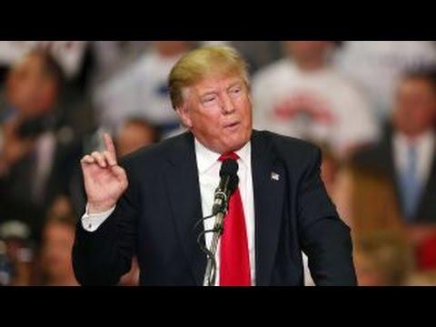 Donald Trump talks lead in Michigan polls, primary odds
