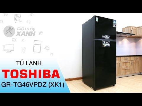 Đánh Giá Tủ Lạnh TOSHIBA GR TG46VPDZ XK1 • Điện Máy XANH