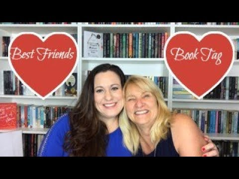 Best Friends Book Tag with Lisa!